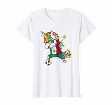 New Shirts - Dabbing Soccer 2018 Unicorn Mexico T-Shirt Wowen - $19.95+
