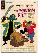 The Phantom Blot #6 1966- Walt Disney Comic Mickey Mouse VG - $31.53
