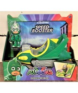 PJ Masks Speed Booster Gekko-Mobile Vehicle with Gekko Figure  - $13.85