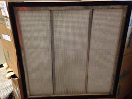 8- Flanders High Efficiency Particulate Air Filter 0-007-U-42-03-NU-13-1... - $500.00