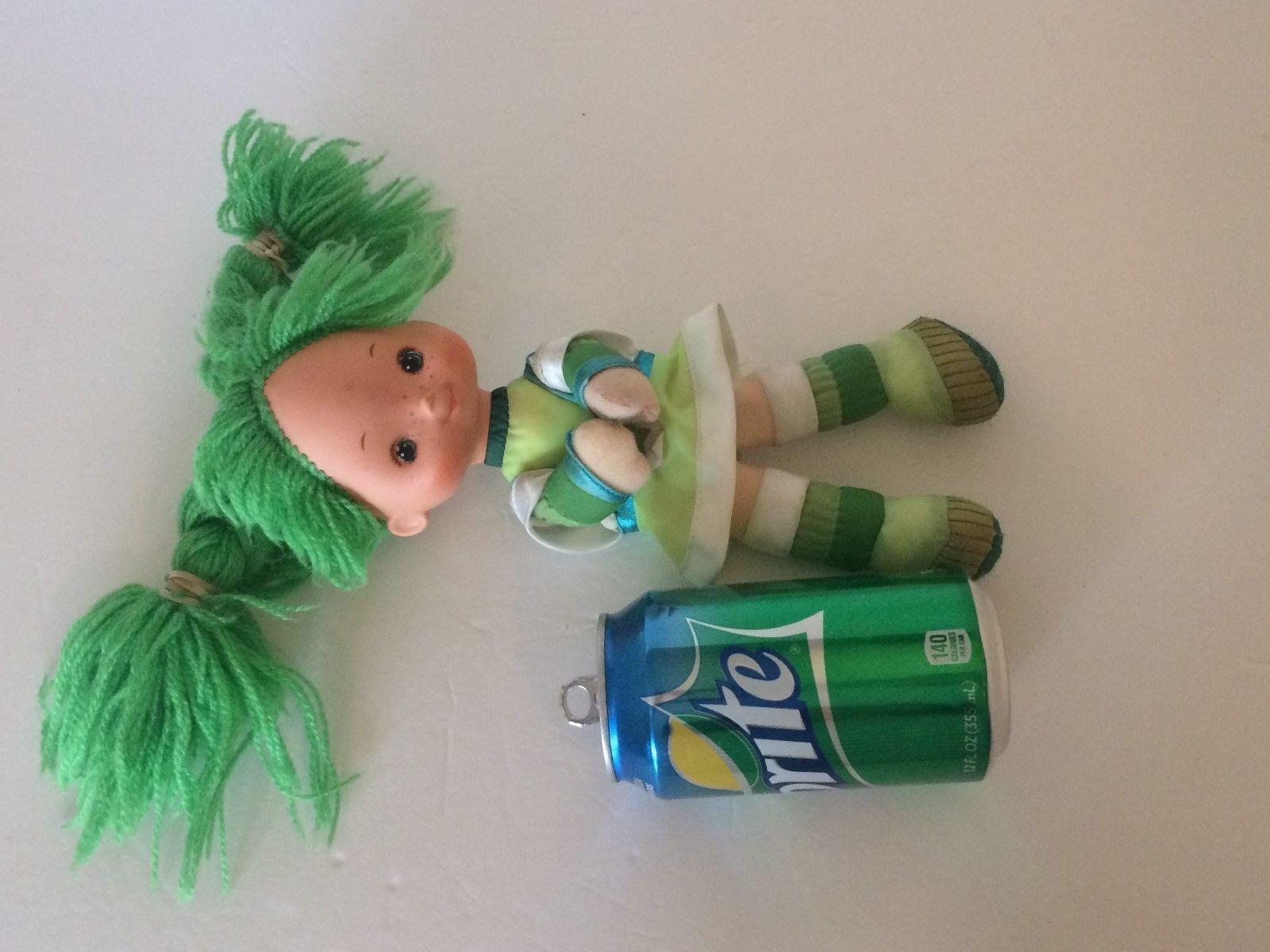 SOLD 1983 Hallmark Rainbow Brite Patty O'Green Doll