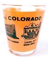 "Colorado Royal Gorge Air Force Academy 2.25"" Collectible Shot Glass - $8.01"