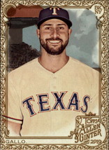 2019 Topps Allen and Ginter Gold Hot Box #92 Joey Gallo Rangers - $2.95
