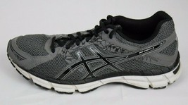 Asics gel-excite 3 men's running shoes T5B4N gray laces size 7.5 M - $19.98