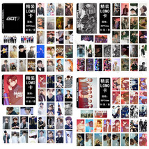 Kpop GOT7 LOMO Card Never ever 7for7 For you Jackson Postcard Mark Photo... - $1.87