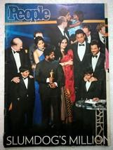 People Mar 2009 Freida Pinto Dev Slumdog Millionaire Oscar Gayatri Devi ... - $4.99