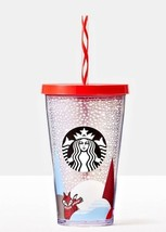 Starbucks Fox Cold Cup Acrylic Tumbler/16 oz - $22.95