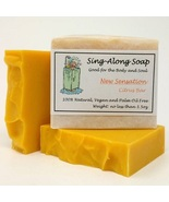 CITRUS Soap, Vegan Soap, Essential Oil Scented Soap, Natural Soap, Handm... - $8.99