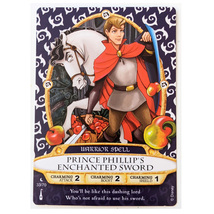 Sorcerers of the Magic Kingdom Card: Prince Phillip's Enchanted Sword 33/70 - $4.90