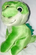 "Wild Republic K & M Plush Green Dragon Dinosaur 7"" tall - $9.92"
