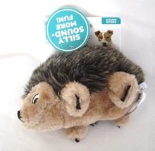 HedgeHogz Dog Chew Toy Silly Sounds- New - £7.14 GBP