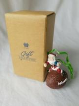 Avon Gift Collection Ornament - Santa Sports Football - $21.78