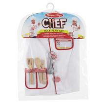 Melissa & Doug Chef Role Play Costume Set - $29.99