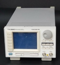 YOKOGAWA TA320 100PS RESOLUTION 14M/S TIME INTERVAL ANALYZER 704210 D
