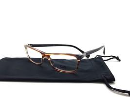 76aaa33e2b00 Dolce  amp  Gabbana 1215 1880 Brown Stripe 52mm Frames Eyeglasses -  67.87