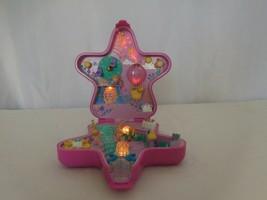 Polly Pocket 1993 Bluebird Fairy Light Wonderland Fairylight Compact 4 Fairy's  - $73.28
