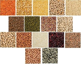 Pulses Dal Select from 16 Variants 1 Kg each Indian Kitchen Cooking - $25.25+