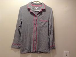 DKNY Gray/Pink Pajama Set Sz Small