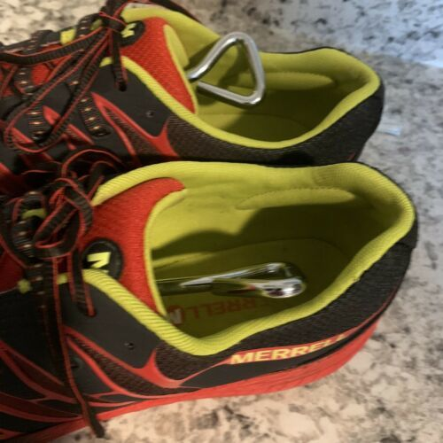 MERRELL ALLOUT FUSE Carbon Lantern trail running shoe US Size 13 image 3