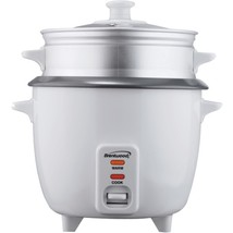 Brentwood Appliances TS-600S Rice Cooker with Food Steamer (5 Cups, 400 ... - $41.13