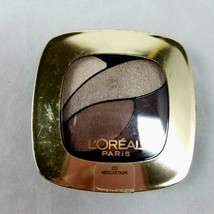 L'oreal Paris Colour Riche Eyeshadow Color and Contour #250 Absolute Taupe - $7.69