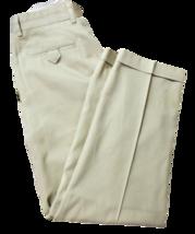 Men's Callaway Golf Pants, Size 34, Beige image 3