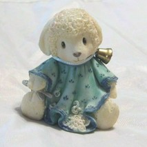 """Enesco Mary Had A Little Lamb """"Baby's First Shearcut""""  Excellent Condition - $11.39"""