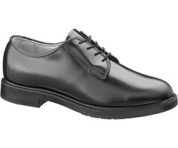 $ 155.00 Bates  00752 Leather DuraShocks Oxford, Black,  Size 10.5 N - $79.19