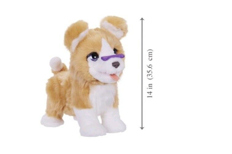 furReal Lexie, the Trick-Lovin' Pup, Ages 4 and up - New 2018