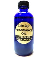 Chocolate Chip Cookies 4oz / 118.29 ml Fragrance Oil - Blue Glass Bottle... - $16.23