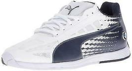 Puma Bmw Men's EvoSpeed MS Sport Athletic Sneakers Shoes White (11US) image 5