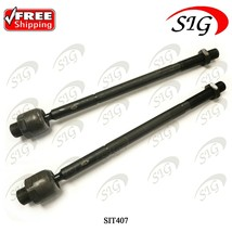 2Pc JPN Front Tie Rod Ends Steering Kit Inner Rods Fits 2003-2008 Toyota Corolla - $27.22