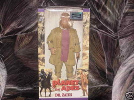 Planet Of The Apes Dr. Zaius Doll Mint In Box By Hasbro '98 - $49.49