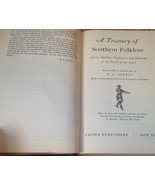 A Treasury of Southern Folklore Tennessee Edition AUTOGRAPHED  B.A. Botk... - $327.24