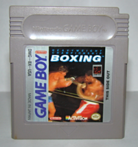 Nintendo Game Boy - Heavyweight Championship Boxing (Game Only) - $6.75