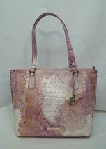 NWT Brahmin Medium Misha Leather Tote/Shoulder Bag in Lilac Melbourne - $299.00