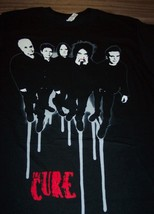 The Cure 2013 The Great Circle Tour T-Shirt Small New - $19.80