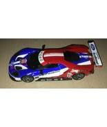 BURAGO 2017 FORD GT RACE CAR 1:32 SCALE - $19.80