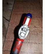 Vintage Looney Tunes Tasmanian Devil ink pen 1999 Warner Brothers - $16.24