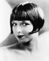 Louise Brooks B&W Stunning Head Shot 16x20 Canvas Giclee - $69.99