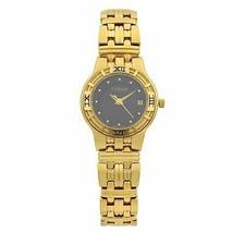 Wittnauer Gold Tone Steel Casual Womens Swiss Quartz Watch 11M04 - $299.00