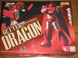 Bandai Soul Of Chogokin GX-51 Shin Getter Robo Getter Dragon Action Figu... - $410.20