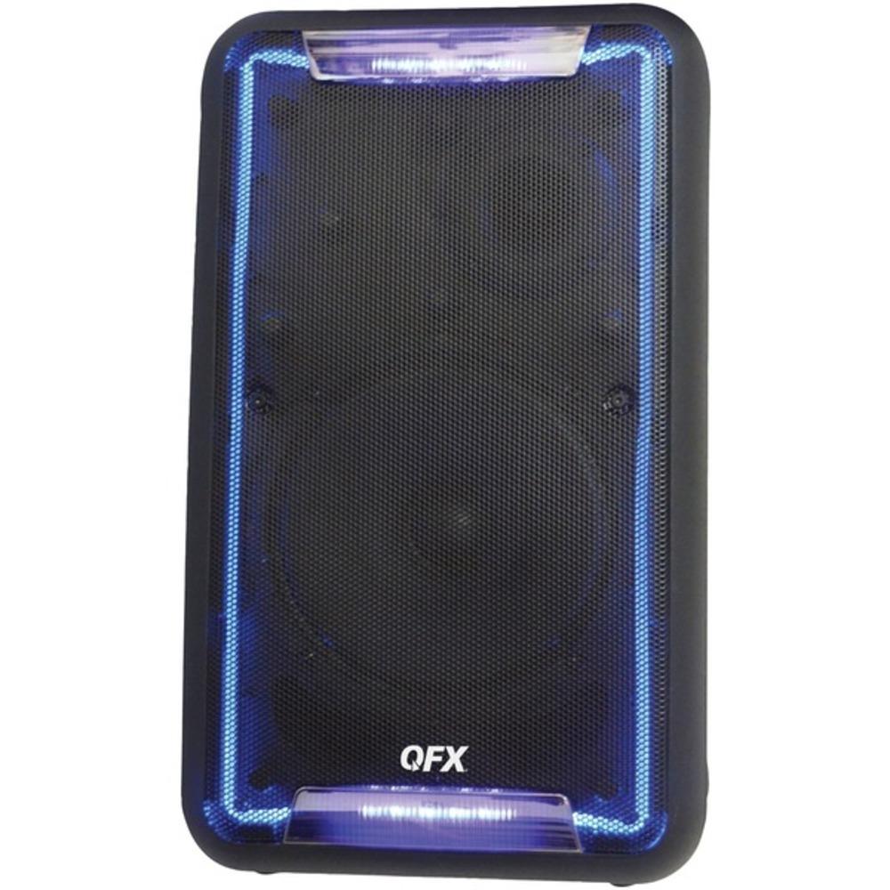 QFX PBX-88 8 Rechargeable Portable Bluetooth Party Speaker