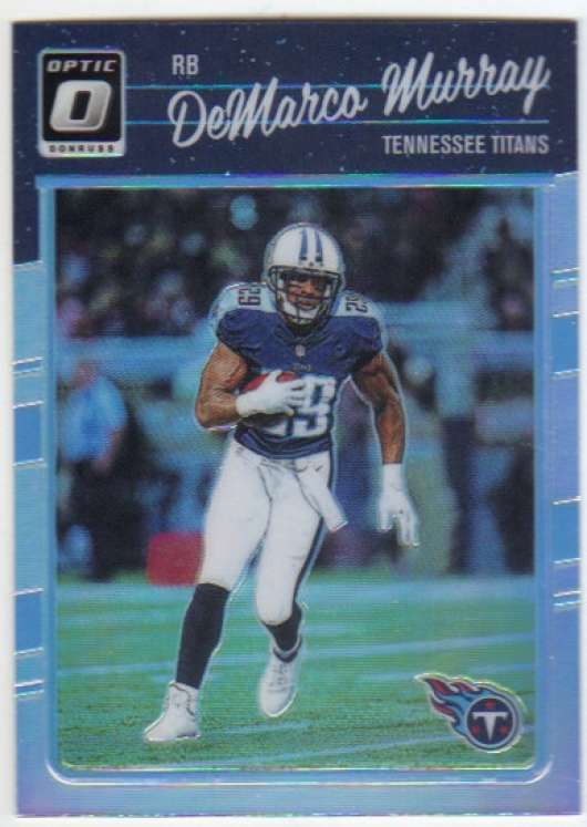 Primary image for 2016 Donruss Optic Holo #95 DeMarco Murray NM-MT Titans