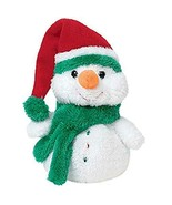 Melton Snowman 2004 Jingle Beanies Ty Beanie Baby MWMT Christmas Retired - $9.85