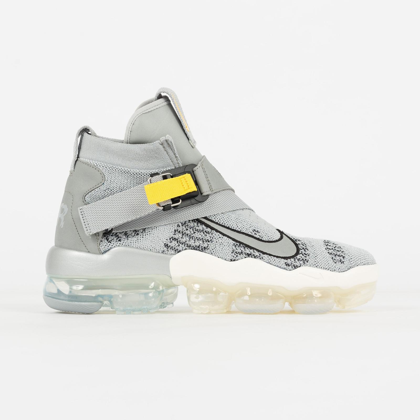buy online da04b d9493 Nike Air VaporMax Premier Flyknit (Wolf Grey  Metallic Silver Black) Men 7-