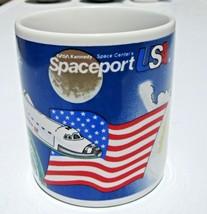 "NASA Kennedy Spaceport Coffee Mug Cup ""MARTHA"" 1988 Southeast space center - $13.98"