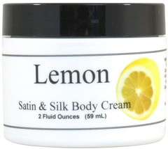 Lemon Satin and Silk Cream - $10.66+