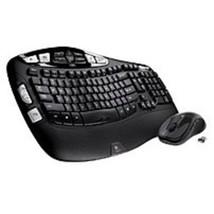 Logitech 920-002555 MK550 2.4 GHz Wireless Keyboard, Mouse - Laser - USB... - €59,13 EUR