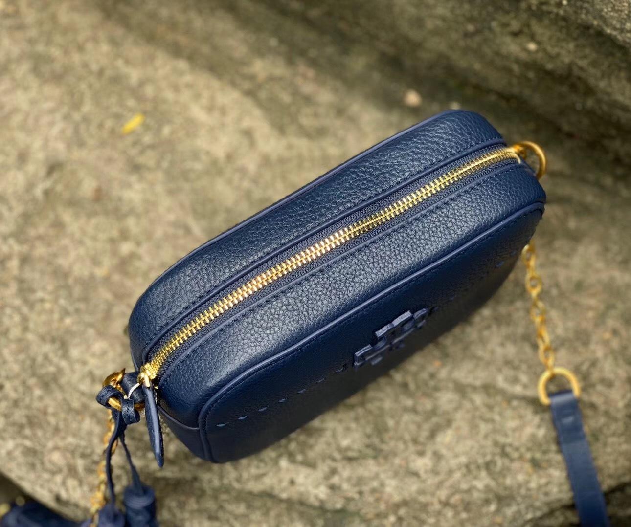 NWT Tory Burch Mcgraw Camera Bag